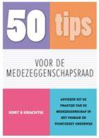50 praktische tips voor de medezeggenschapsraad